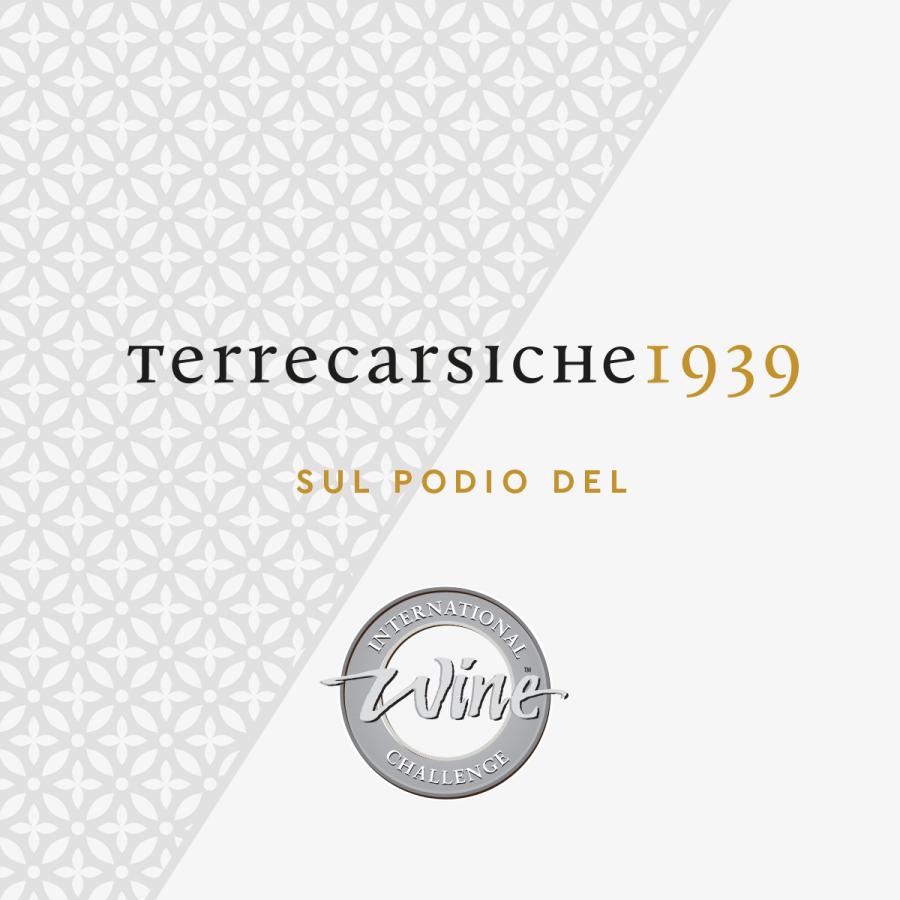 """I """"Classici"""" Terrecarsiche sul podio dell'International Wine Challenge"""