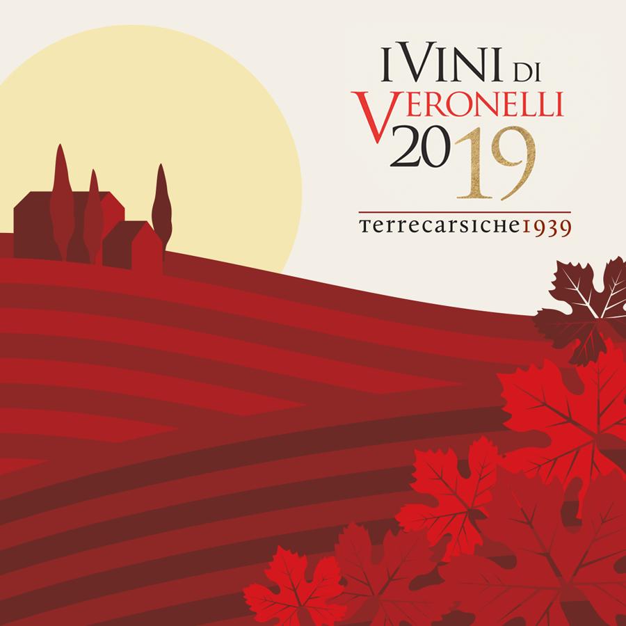 """I vini Terrecarsiche recensiti dalla """"Guida Veronelli 2019"""""""